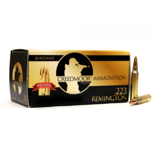 200 Ct Creedmoor .223 75 Gr HPBT Ammunition