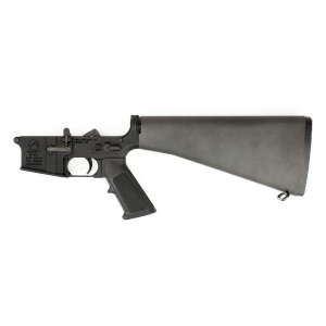 AR15 Complete Lower Receiver, Special Edition: M16A4
