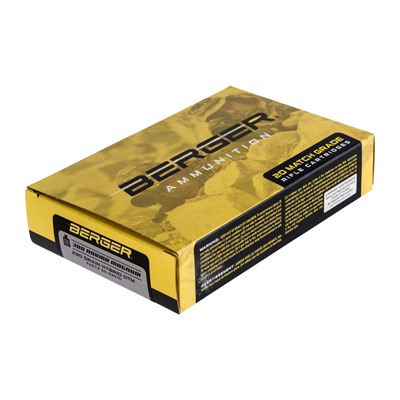 Berger Bullets Match Grade Tactical 300 Norma Magnum Ammo