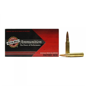 Black Hills Ammunition 308 Winchester 175gr Match Hollow Point Ammo