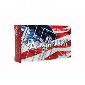 Hornady American Whitetail 450 Bushmaster Rifle Ammo