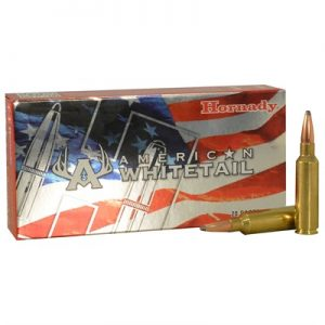Hornady American Whitetail Ammo 300 Wsm 165gr Isp