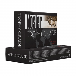 Nosler Trophy Grade Rifle Ammunition .30-06 Sprg 150 gr PT 3000 fps - 20/box