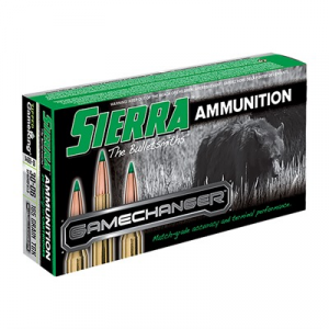 Sierra Bullets, Inc. Gamechanger 30-06 Springfield Ammo
